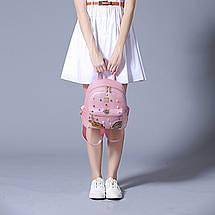 Рюкзак женский Three Feather розовый eps-8030, фото 3