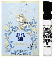 ANNA SUI Fantasia Туалетная вода 2 мл (пробник)
