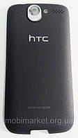 Задня кришка HTC desire, чорна