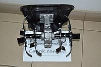 Насадка культиватор для мотокос, 9зубів, 26мм штанга, фото 1