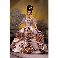 Кукла Барби коллекционная Античная Роза /  Antique Rose Barbie Doll Ltd. Edition FAO Schwartz MIB (1996 г.)