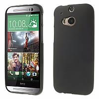 Силиконовый TPU чехол JOY для HTC One M8 черный