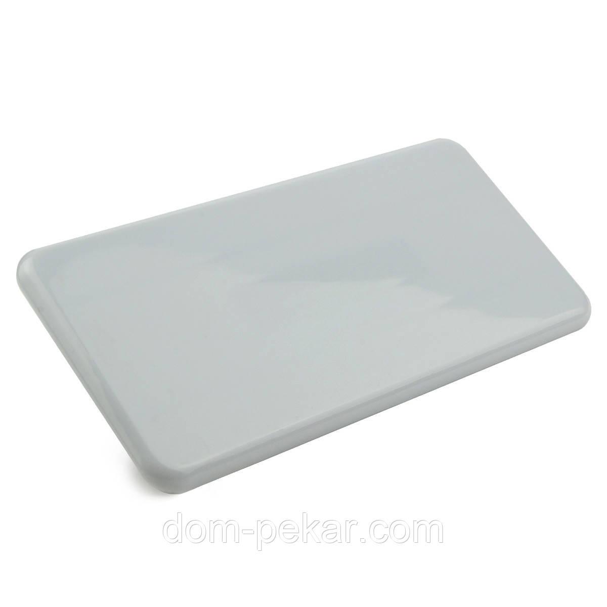 Лопатка-утюжок для мастики и марципана 160*80мм