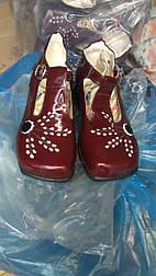 Лаковые туфли для золушек с размером ножек от 25 до 28