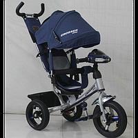 Детский Трехколесный велосипед T- 1 Air  CROSSER +Фара
