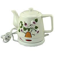 Дисковый керамический чайник Octavo 1800ВТ OC-1320  ТИП 2