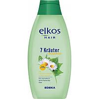 Шампунь для волос Elkos 7 krauter 500 мл