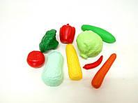 Овощи игрушка 11 предметов в сетке производитель Kinder Way