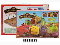 Железная дорога Чаггингтон Веселые паровозики в коробке
