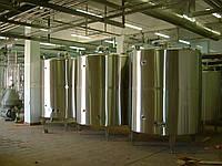 Резервуары для созревания сливок Я1-ОСВ-2 Палладиум