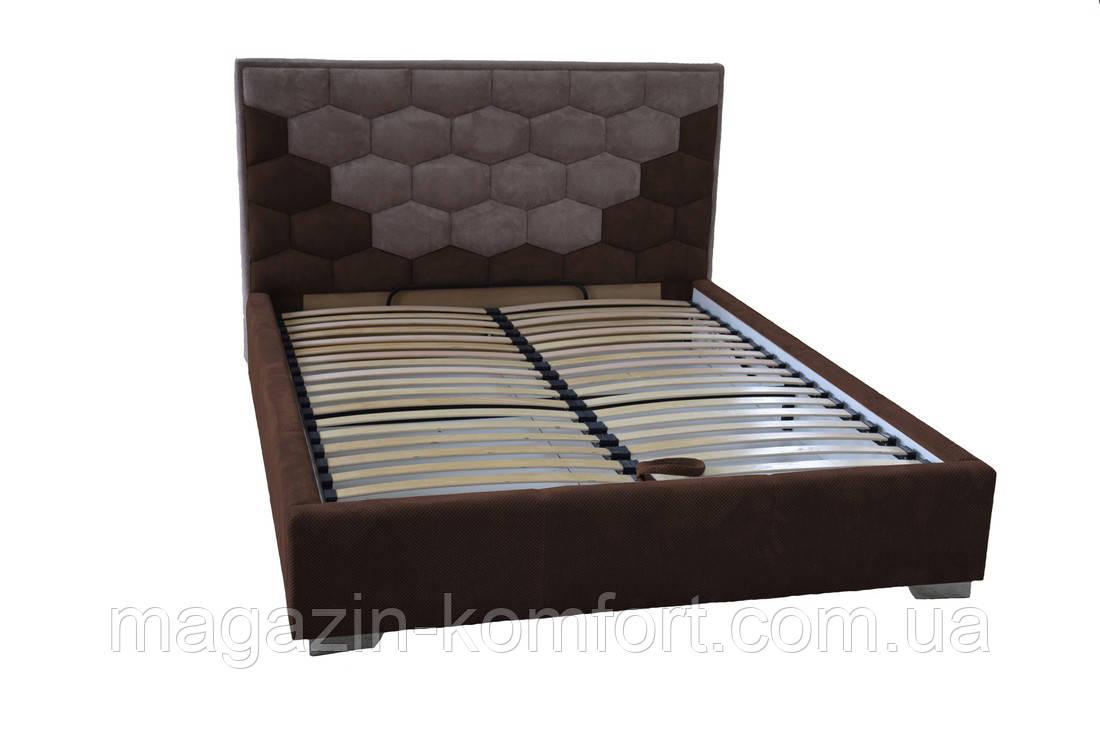 Кровать двухспальная Соната 160 см
