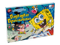 Настольная игра подводные приключения маленькие Пок
