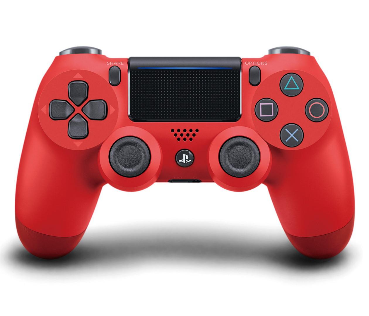 Беспроводной джойстик Sony Dualshock 4 V2 Red