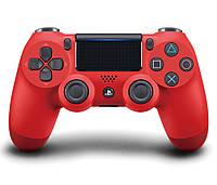 Беспроводной джойстик Sony Dualshock 4 V2 Red, фото 1