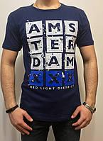 Мужская футболка Amsterdam