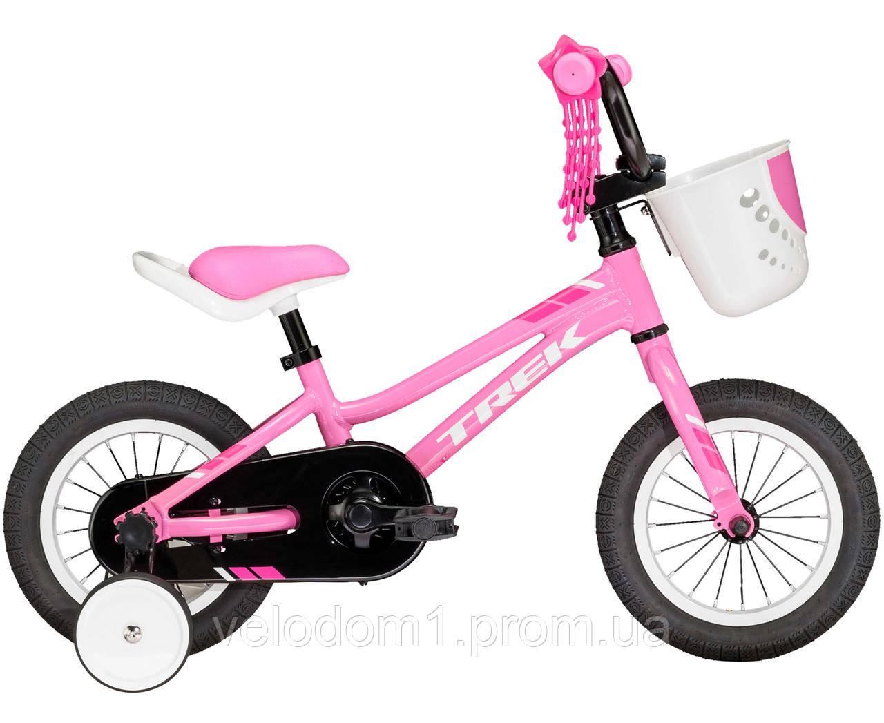 "Велосипед Trek Precaliber 12"" Girls (2018)"