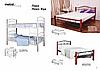 Кровать Лара Люкс Вуд двухъярусная 90*200, фото 2