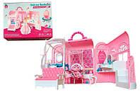 Будиночок-валіза для ляльок 6988