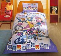 Постельное белье Tac Disney - Witch Trendy 160*220 подростковое