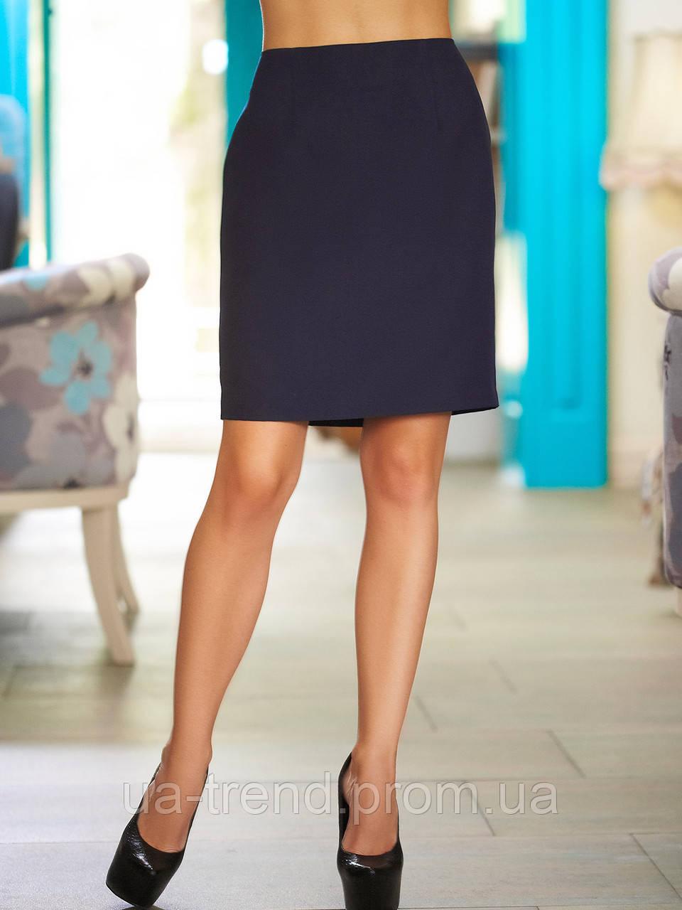 Женская юбка офисного стиля
