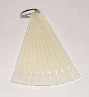 Палитра на кольце для нанесения лаков и гель-лаков на 12типс