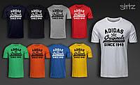 Оригинальная футболка мужская адидас ориджинал Adidas Originals