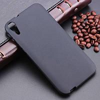 Силиконовый TPU чехол JOY для HTC Desire 830 Dual черный