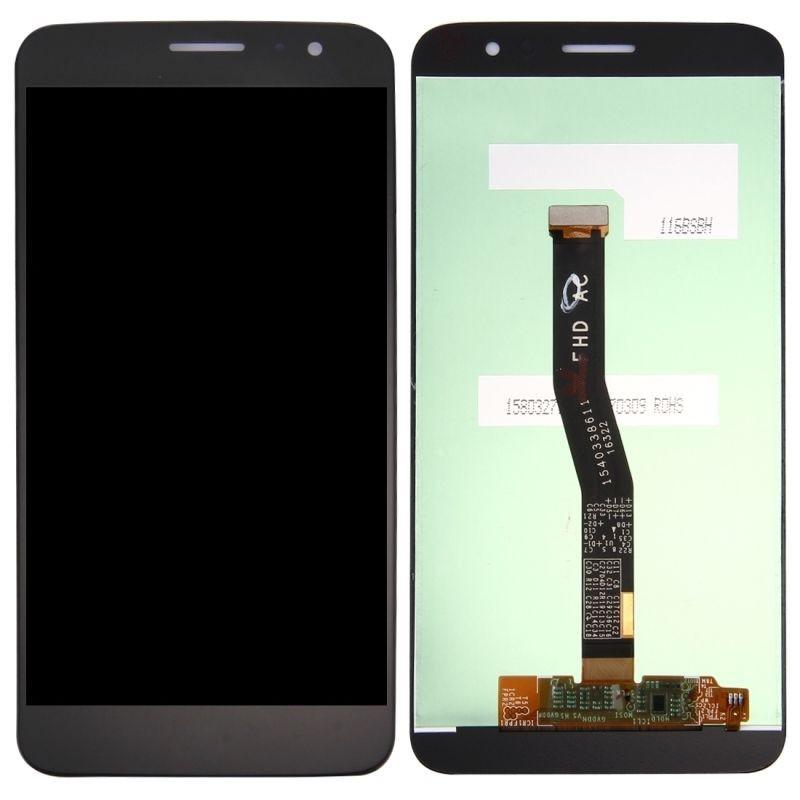 Дисплей модуль Huawei Nova Plus в зборі з тачскріном, чорний