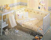 Постельное белье для младенцев Tac Disney - Ari Vizz Vizz желтый