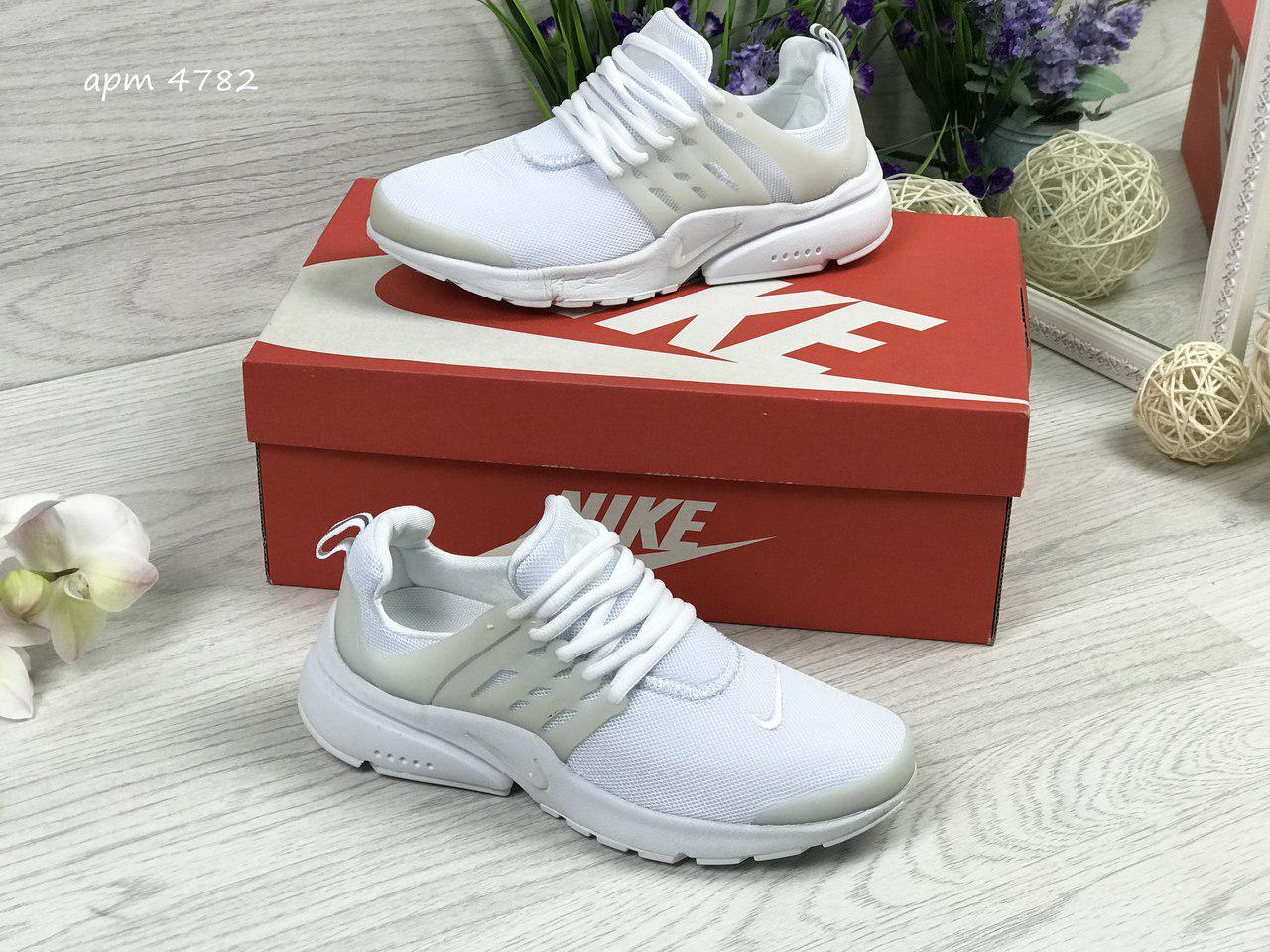 Женские Кроссовки Nike Air Presto   Найк Аир Престо в Стиле Р. 36-41 ... d5ad40a7e87