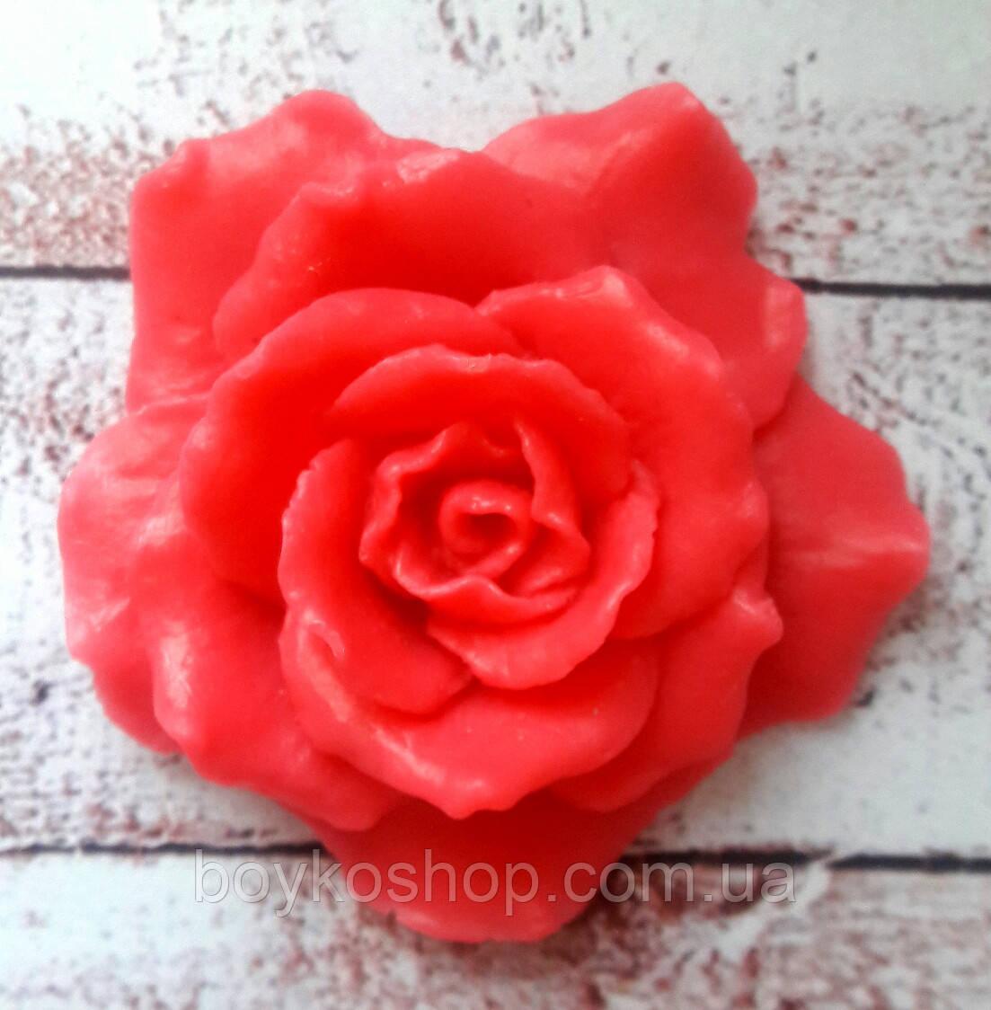 Силиконовая форма Роза 3Д