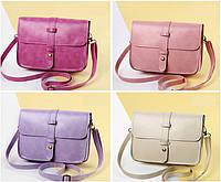 Женская сумка почтальон для модных девушек