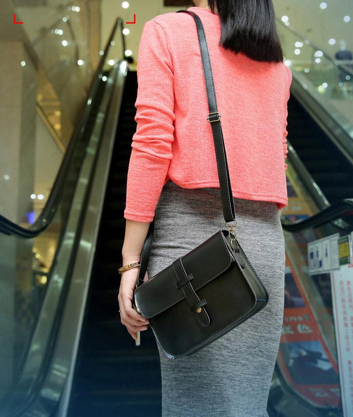 Жіноча сумка листоноша для модних дівчат