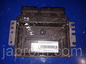 Блок управления двигателем Nissan Micra K12 2002-2010г.в. 1.4 16V