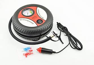 Автомобильный компрессор 260 psi в виде автомобильного колеса