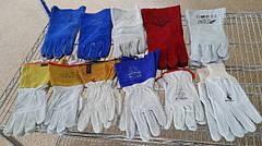Перчатки для сварочных работ