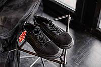 Кроссовки мужские Vans Old Skool Triple Black