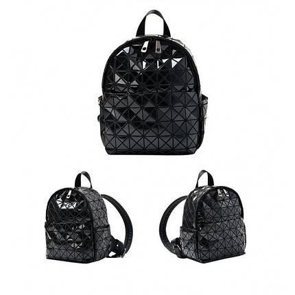 Рюкзак женский Yvonne черный, фото 2