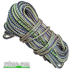 Шнур вязальный  10 мм - 50 м ковровый