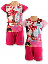 Пижама для девочки Disney , размеры 3-8 лет , арт.831-095
