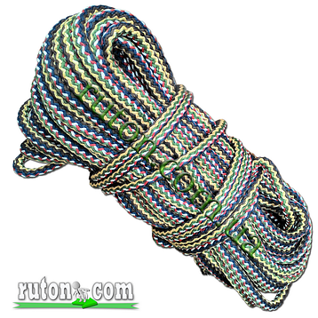 Евро шнур плетеный 16 мм 50 м, фото 2