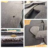 Образцы материалов для текстильных автомобильных ковриков в салон (багажник)