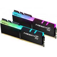 Модуль памяти для компьютера DDR4 16GB (2x8GB) 3600 MHz TridentZ RGB Black G.Skill (F4-3600C16D-16GTZR)