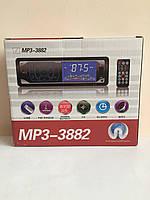 Автомагнитола MP3 3882 сенсорная панель