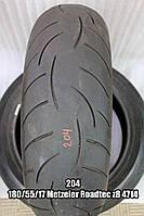Резина Metzeler Roadtec z8 (код 204) 180/55-17