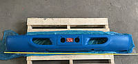 Бампер передний (синий) JAC 1020 (Джак)
