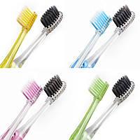 Семейный набор зубных щеток Radonta (яркая пара щеток для всей семьи)