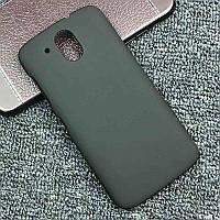 Силиконовый TPU чехол JOY для HTC Desire 526 черный