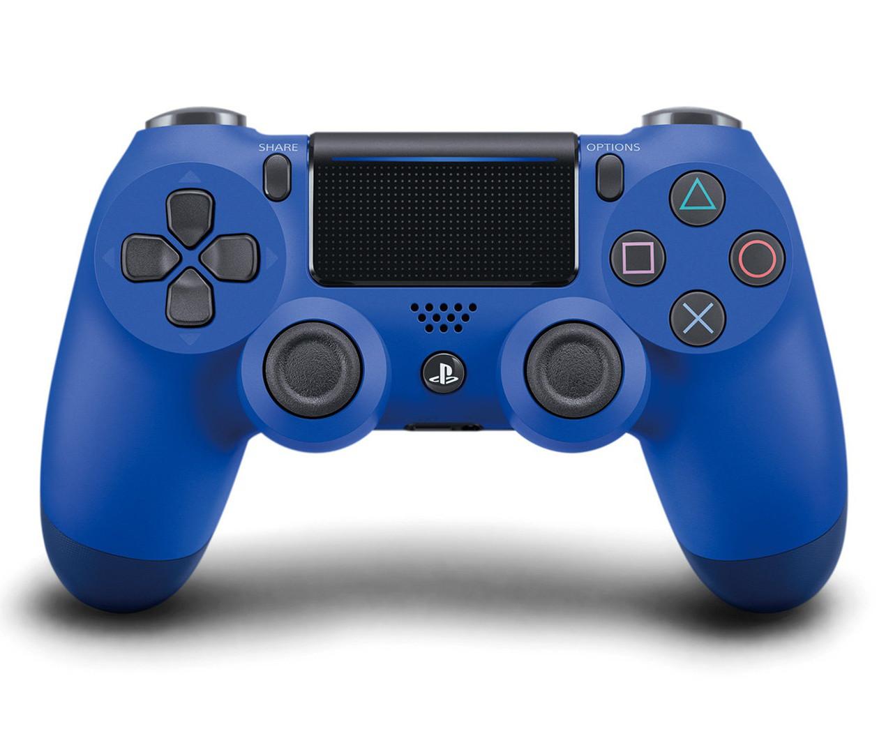 Беспроводной джойстик Sony Dualshock 4 V2 Blue