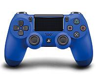 Беспроводной джойстик Sony Dualshock 4 V2 Blue, фото 1